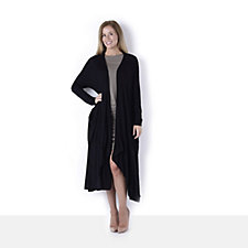 Join Clothes Deep Pocket Knitted Duster Cardigan
