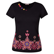 Joe Browns Simply Stylish Short Sleeve Top