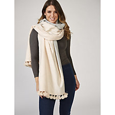 Vince Camuto Criss Cross Scarf