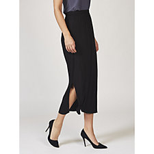 Antthony Designs Maxi Skirt with Side Splits