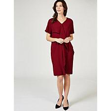 Caterina Lancini Frill Front Dress