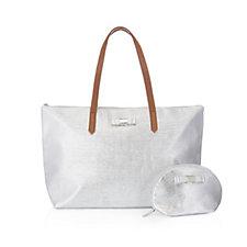 Pia Rossini Marisol Tote Bag Make Up Bag