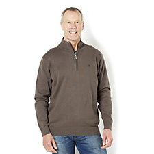 John Bradley Men's Essential Cotton Sweater