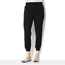 Anybody Loungewear Banded Hem Regular Cuff Joggers