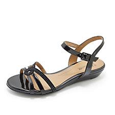 Clarks Bianca Crown Wedge Heel Sandal