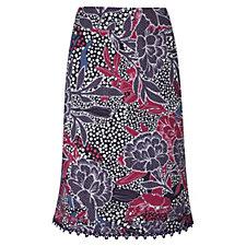 Joe Browns Wildflower Jersey Skirt
