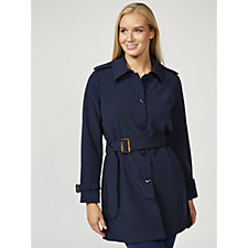 Ruth Langsford Belted Mac Trench Coat