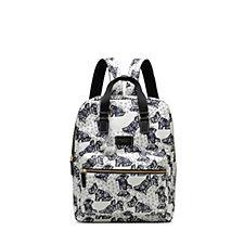 Radley London Folk Dog Large Zip Top Backpack