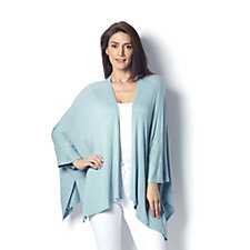 Join Clothes Soft Knit Cardigan with Side Slits