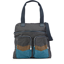 Kipling Twist Premium Blocked Addison Shoulder Bag