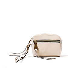 Aimee Kestenberg Ina Small Leather Wristlet Purse