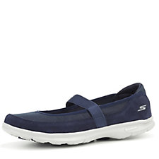 Skechers GO STEP Snap Mesh Mary Jane Shoe