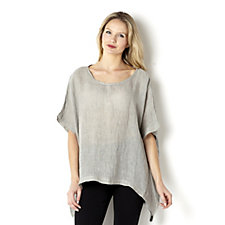 Join Clothes Linen Square Tunic