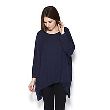 Join Clothes Tunic with Ribbed Cuff Detail