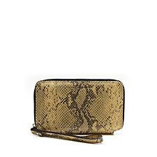 Aimee Kestenberg Dhena Leather Zip Wallet
