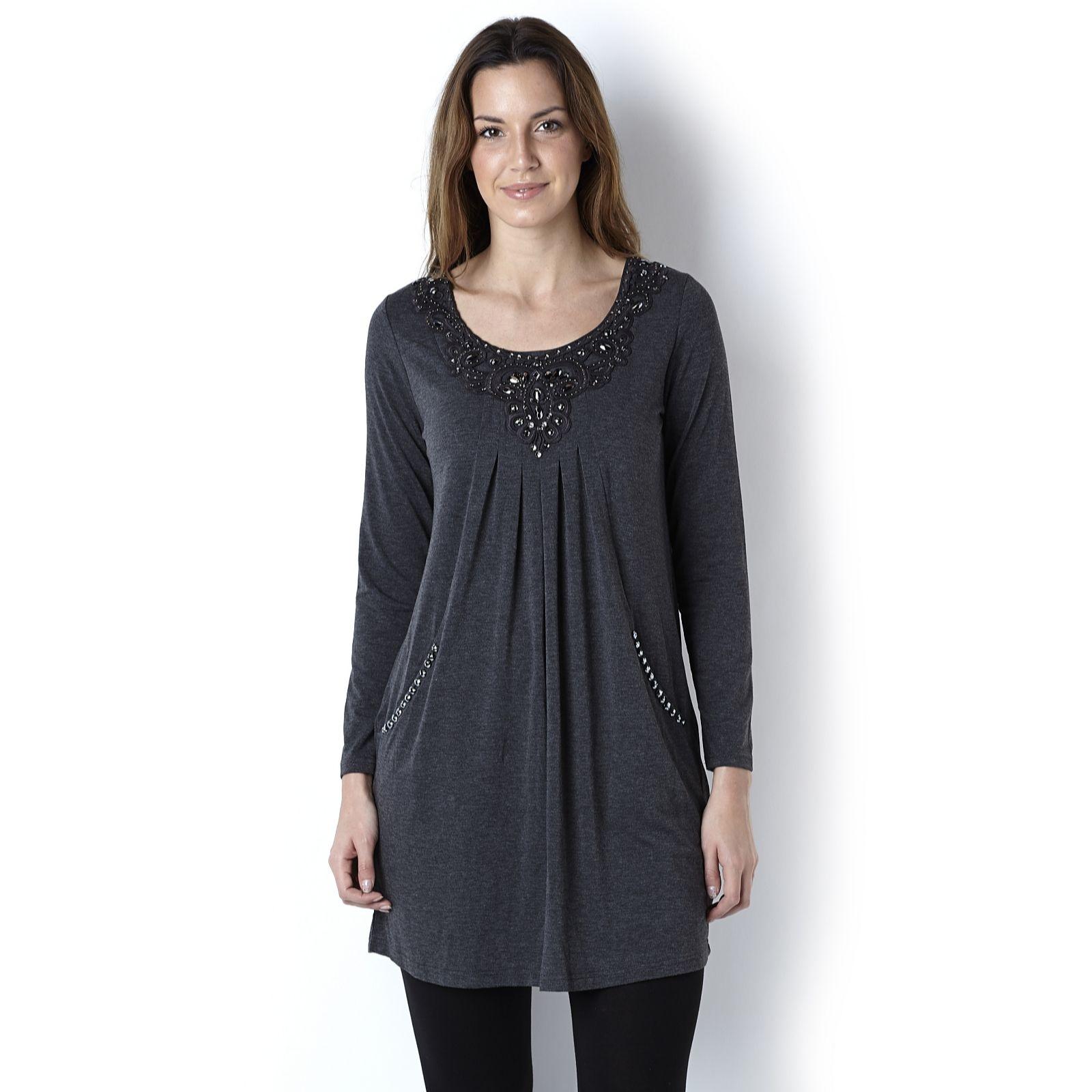 Together — Tunic Tops — Tops & T-Shirts — Fashion - QVC UK