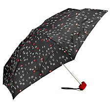 Lulu Guinness Lulu Letters Tiny Umbrella