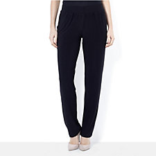 Elasticated Waist Trouser by Nina Leonard