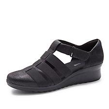 Clarks Caddell Shine Shoe Standard Fit