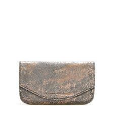 Aimee Kestenberg Miami Large Leather Flat Wallet