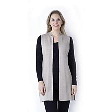 MarlaWynne Ottoman Stitch Vest