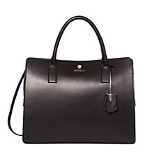 Modalu England Jasmine HoveLeather Triple Compartment Grab Bag