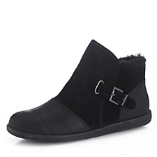 Emu Bardo Suede Merino Wool Ankle Boots