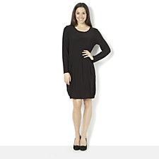 Pocket Front Dress by Nina Leonard