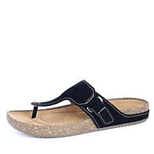 Clarks Rosilla Dover Toe Post Sandal