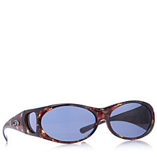 JPE Fitover Classic Small Sunglasses with Polarview Lenses & Case