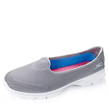 158419 - Skechers GOwalk 3 Insight Mesh Skimmer Women's Trainer with GO Pillars