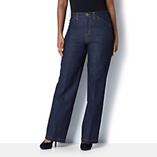 C. Wonder Functional Wide Leg Jean