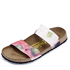 Papillio by Birkenstock Curacao Flash Print Stretch Sandal
