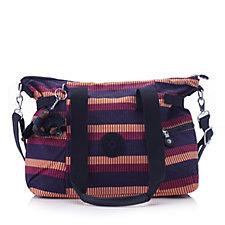 Kipling Lieke Medium Double Handled Crossbody Bag with Side Zips