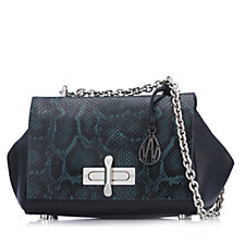Amanda Wakeley The Redmayne Leather Shoulder Bag with Chain Strap