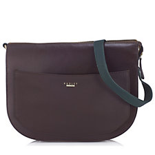 Radley London Duke Medium Leather Zip Top Shoulder Bag