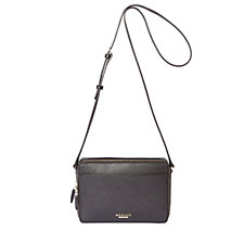 Modalu England Harrogate Pebble Leather Crossbody Bag