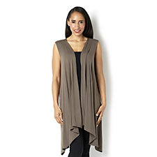Join Clothes Waterfall Duster Cardigan