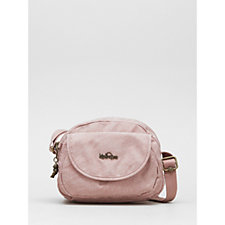 Kipling Stelma Premium Small Embossed Crossbody Bag & Adjustable Strap