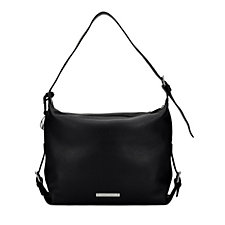 Amanda Wakeley The Mini Costner Small Leather Hobo Bag