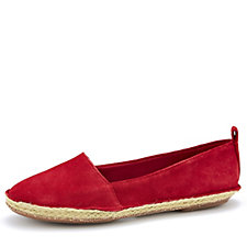 Clarks Clovelly Sun Slip On Espadrille Style Shoe