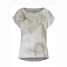 Betty & Co Front Print Top
