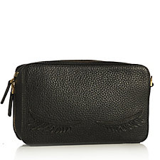 157823 - Lulu Guinness Eyelash Applique Clara Handbag