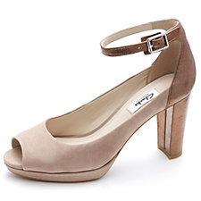 Clarks Kendra Ella Peep Toe Shoe