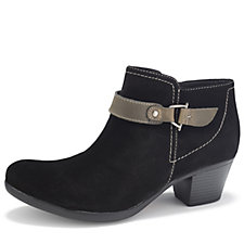 Earth Spirit Carson Suede Ankle Boot