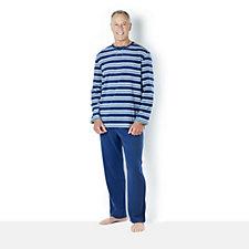 Men's Touch Fleece Pyjamas