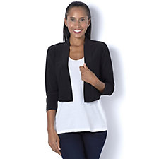 Coco Bianco Long Sleeve Bolero