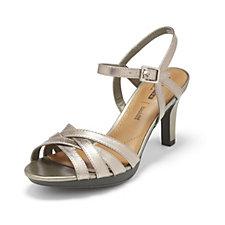 Clarks Adriel Wavy Slingback Sandal Standard Fit