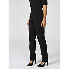Ruth Langsford Stretch Crepe Trousers Petite
