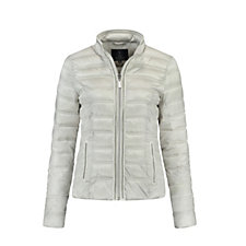 Rino & Pelle Beaded Puffer Jacket